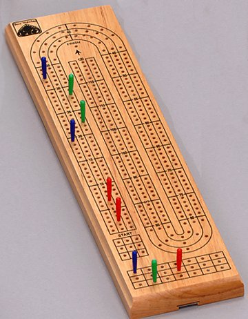 how many points is 4 of a kind in cribbage