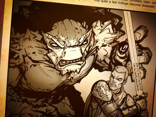 Blade Raiders - Trollug