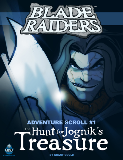 Jognik's Treasure is a great adventure that can be source material for any game system. And only $5.