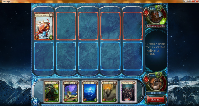 SolForge Play 1
