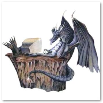 Computer Dragon