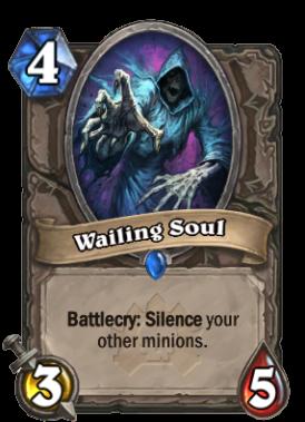 wailing soul
