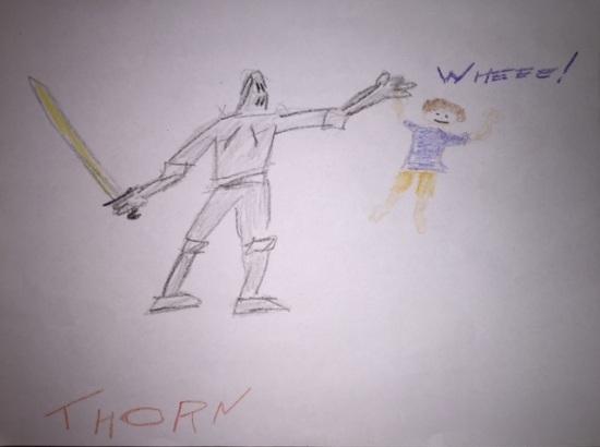 Thorn - Animated Armor