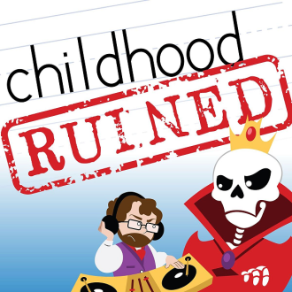 ChildhoodRuinedLogo_final small