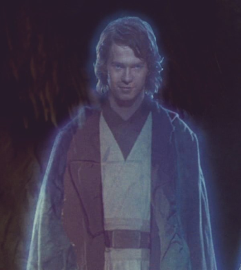 Force Ghost Anakin